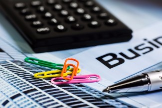 Business productivity with calculator and other tools