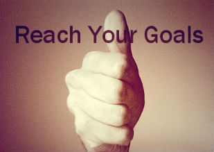 goal achievement thumbsup Why working backwards is the best way to reach your goals