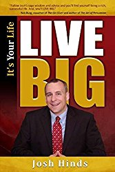 It's Your Life, LIVE BIG - motivational book