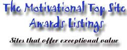 The Motivational Top Sites Awards Listings