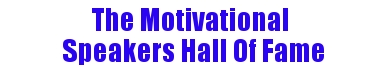 Motivational Speaker Hall of Fame - Jeff Keller